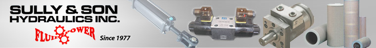 Sully & Son Hydraulics Inc. | Fluid Power | Since 1977