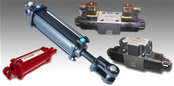 Hydraulic Cylinders & Valves